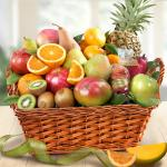California Tropic Abundance Fruit Basket