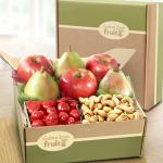 Best Wishes Classic Fruit Gift