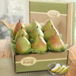 Comice Pears Deluxe Fruit Gift