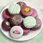 12 Spring Celebration Chocolate Covered Oreos
