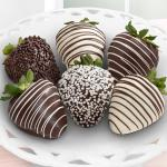 Golden State Chocolate Covered Strawberries - 6 Berries