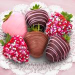 Love Berries Chocolate Covered Strawberries - 6 Berries