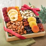 Pacific Coast Dried Fruit and Nut Tray