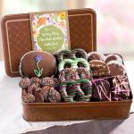 Spring Fling Chocolate Deluxe Collection in Keepsake Tin