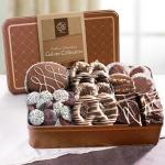 Premium Handmade Chocolates Deluxe Assortment in Gift Tin