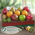 Organic Golden State Deluxe Fruit Gift Collection