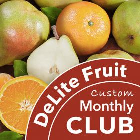 AF0500, Golden State DeLite Monthly Fruit Club
