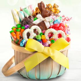 AA2000E, Easter Treats & Sweets Gift Basket
