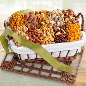 AA3012, Snack Attack Gift Basket