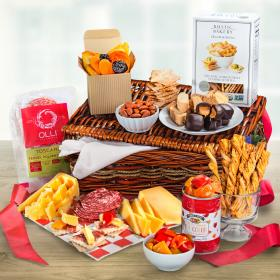 AA3016, Lunch the Italian Way Gift Basket