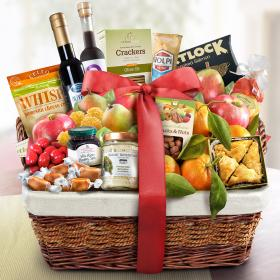 AA4018, Generous Gourmet Market Favorites Fruit Basket
