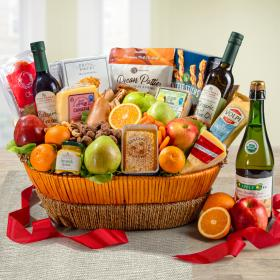 AA4076, Market Favorites Gourmet Gift Basket