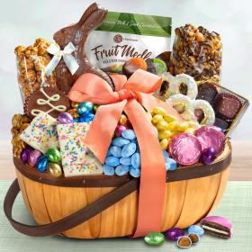 AA9002E, Easter Chocolate Bliss Gift Basket
