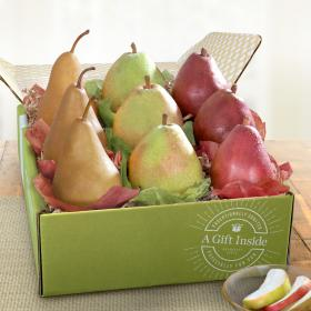 AB1001, Pears to Compare Deluxe Fruit Gift