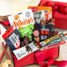 AB1082, Road Trip Jerky and Meat Gift Box