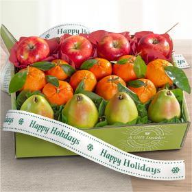 AB2023H, Happy Holiday California Festive Trio Gift Box