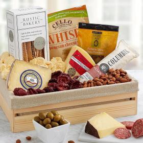 Meat and Cheese Gifts