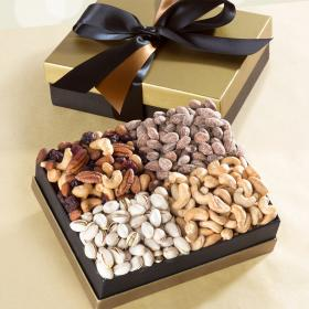 AG4003, Gourmet Nuts Executive Gift Box