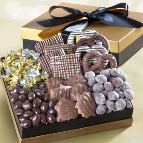 AG4101, Chocolate Indulgence Deluxe Gift Box