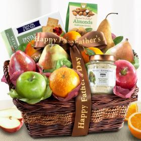 AP8019F, Father's Day Gourmet Fruit Basket
