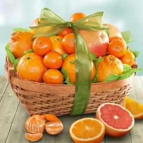 AA4072, Sweet Sunshine Citrus Basket