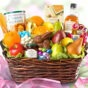 AA5010E, Family Brunch Easter Basket