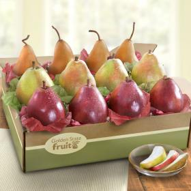 AB2001, Pears to Compare Ultimate Fruit Gift