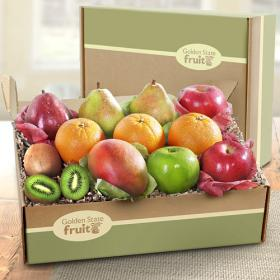 AB2002, Golden State Deluxe Fruit Gift Collection