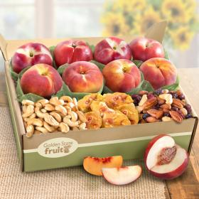 AB2012, Sweet Summer Fruits and Treats Deluxe Gift Box
