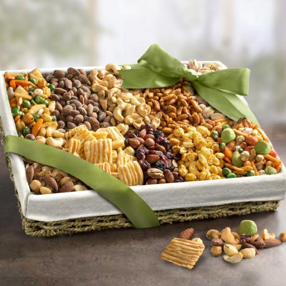 Best Organic Chocolate Gift Baskets