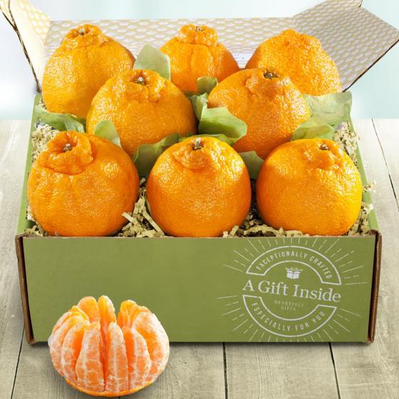 Sumo Citrus 174 Dekopon Gift Box Ab1039 A Gift Inside