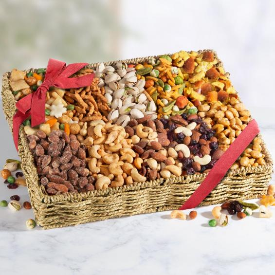 AA4006, Best Savory Snacks Gift Basket