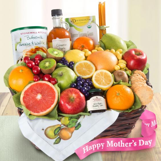 AA5010, Mother's Day Breakfast in Bed Brunch Basket