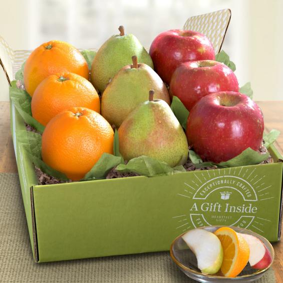 AB1000, Fruitful Trio Deluxe Fruit Gift