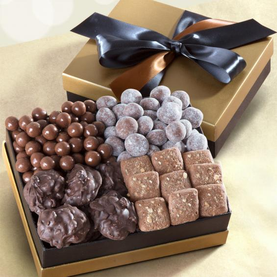 AG4001, Chocolate Indulgence Executive Gift Box