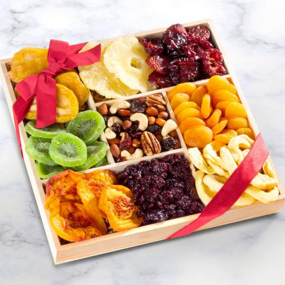 AP8073, Fit for Snacking Dried Fruit & Nut Tray