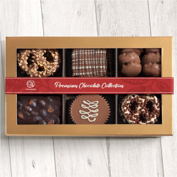 CY1000, Classic Chocolate Sampler Gift Box