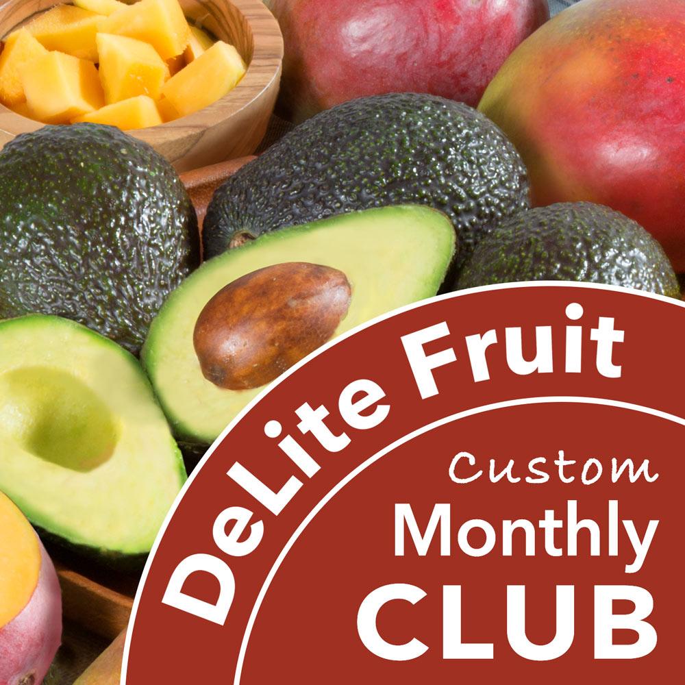 Golden State DeLite Fruit Club