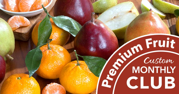 Premium Monthly Fruit Club
