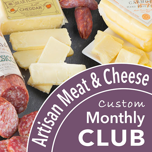 Artisan Meat and Cheese Club