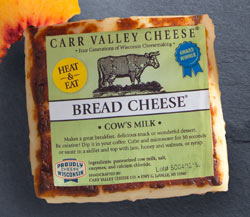Carr Valley Bread Cheese & Peach Medley
