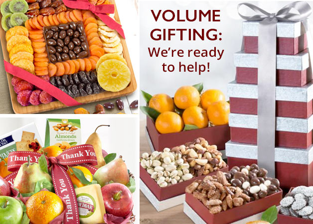 Corporate Fruit Gifts
