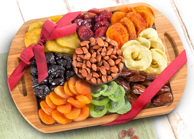 Dried Fruit, Nuts and Gourmet Gifts