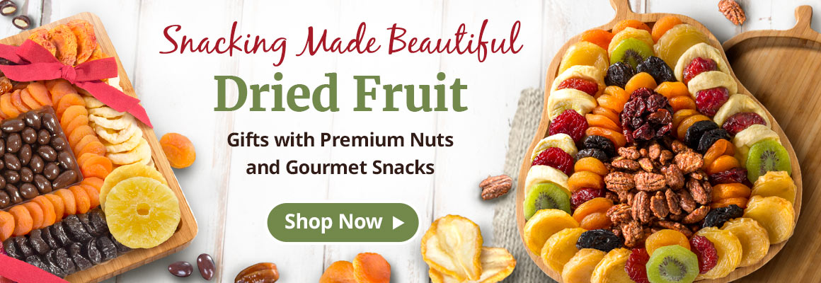 Dried Fruit and Nuts Gifts