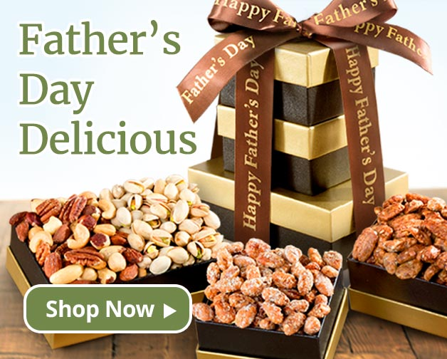 Father's Day Fruit Baskets and Gifts