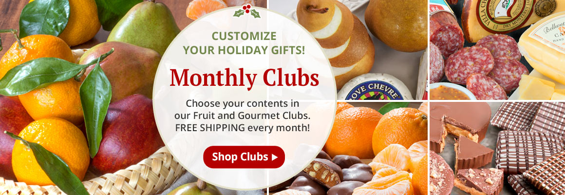 Monthly Club Gifts