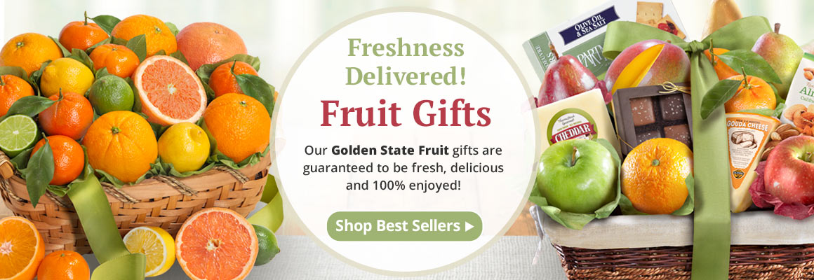 Bestselling Fruit Baskets