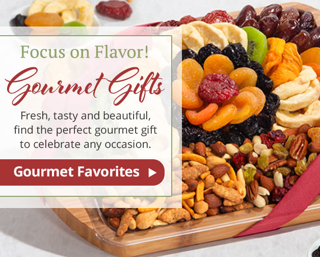 Gourmet Gifts Best Sellers
