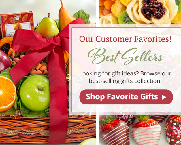 Christmas Fruit and Gourmet Gifts