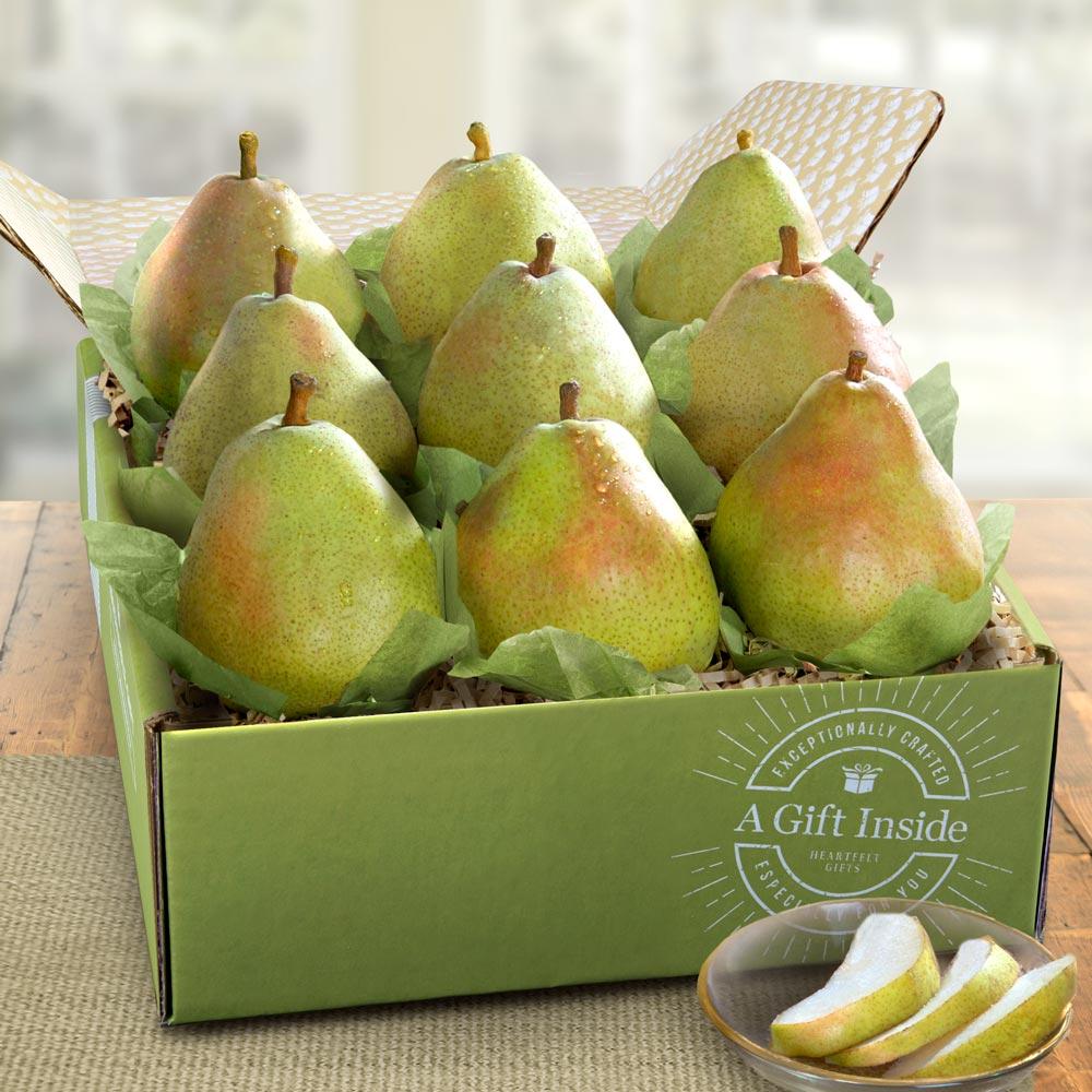 Ventura Comice Pears Signature Fruit Gift